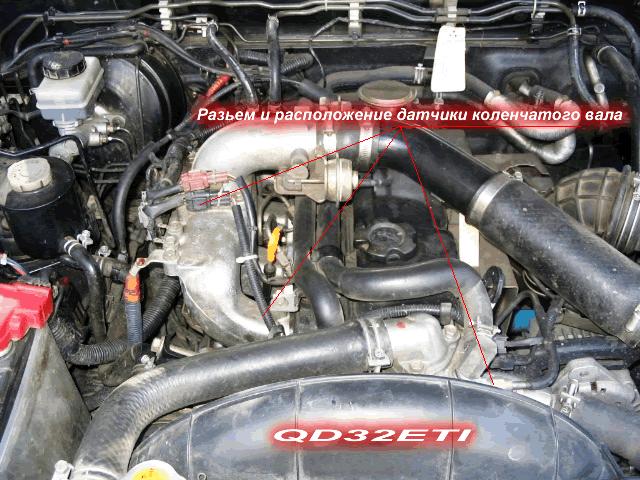 Nissan terrano 2 схема